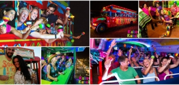 Kukoo Kunuku Party Bus Tours