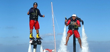 JetLev at Red Sail Sports Aruba