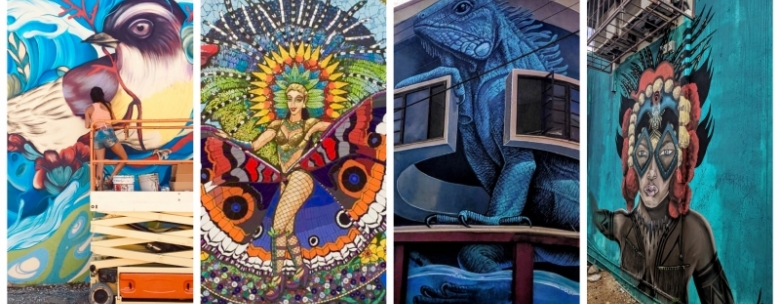 Aruba's Incredible Art Revolution