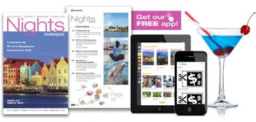 Curacao Nights Magazine Digital Extras