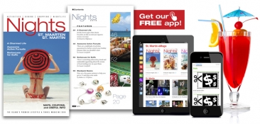 St. Maarten/St. Martin Nights Magazine Digital Extras
