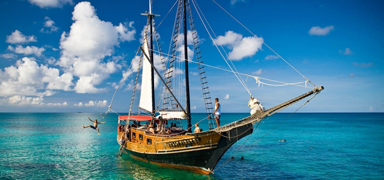 Jolly Pirate's Ship